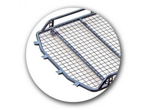Багажник 0186 «Трофи» с сеткой без поперечин для Шевроле Нива_1