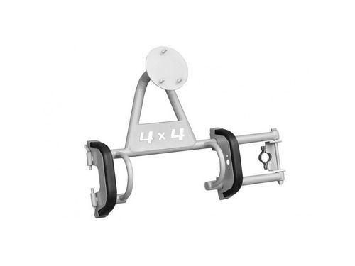 Кронштейн запасного колеса 0319 под фаркоп для Лада 4х4_1