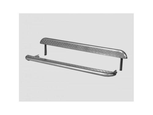 Пороги 0307 с металлическим листом для Лада 4х4 2121_1