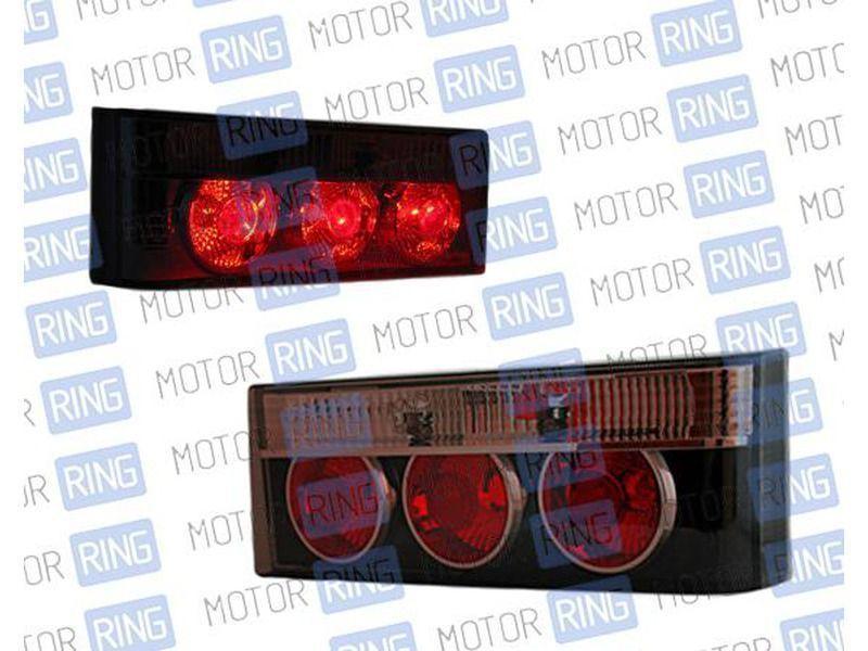 Задние фонари ProSport RS-03063 OLYMPIAD NEW для ВАЗ 2108-14 диодные, черные_1