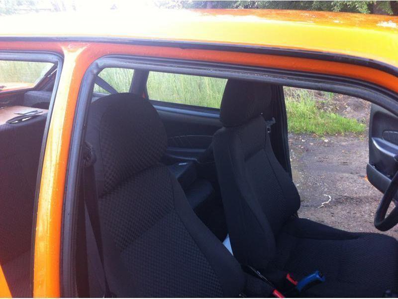 Обивка сидений (не чехлы) черная Ультра на ВАЗ 2108-21099, 2113-2115_4