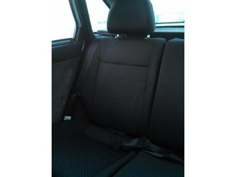 Обивка сидений (не чехлы) черная Ультра на ВАЗ 2110_4