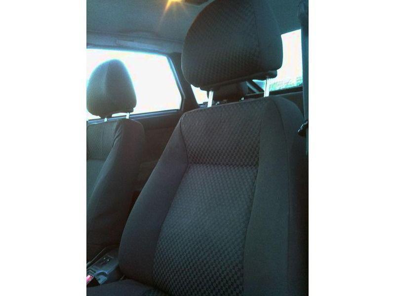 Обивка сидений (не чехлы) черная Ультра на ВАЗ 2110_5