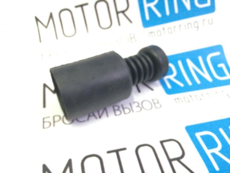 Пыльник карданчика кулисы КПП резиновый усиленный для ВАЗ 2108-15, 2110-12, Лада Приора_1
