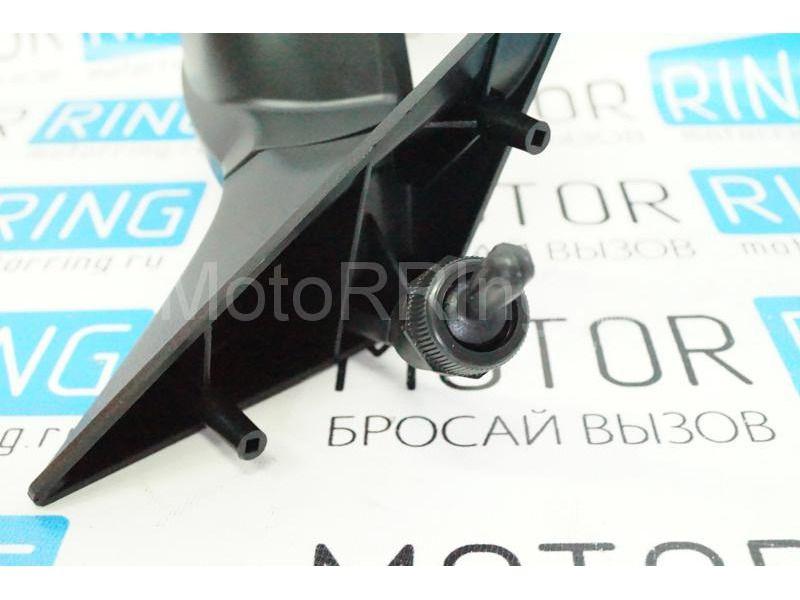 Боковые зеркала «Политех Волна» НТ-10а с золотистым антибликом для ВАЗ 2110-12_4