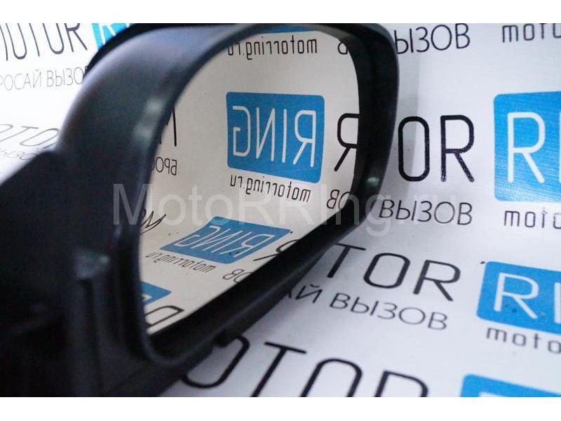 Боковое зеркало «Политех Волна» НТ-10а с золотистым антибликом для ВАЗ 2110-12_5