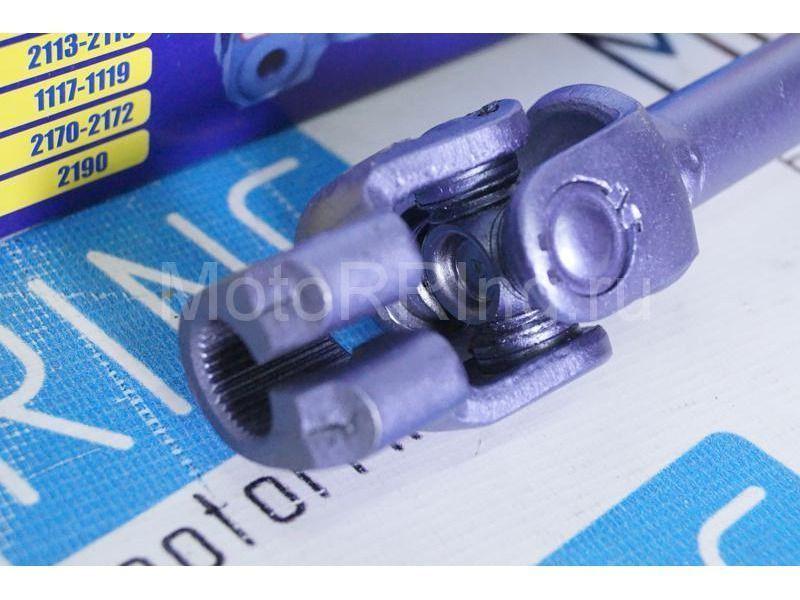 Рулевой вал SS20 промежуточный цельнометаллический на ВАЗ 2110-2112_2