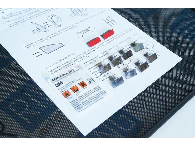 Съемная тонировочная сетка на передние стекла для ВАЗ, Лада_6