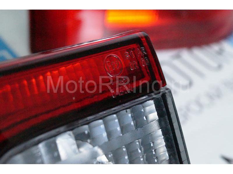 Оригинальные фонари ОСВАР «клюшка» с тонированной полосой для ВАЗ 2110_6