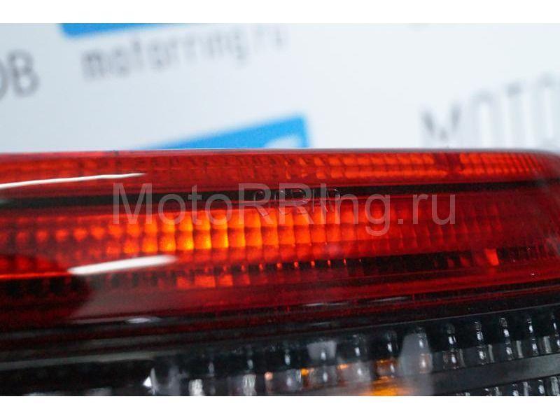 Оригинальные фонари ОСВАР «клюшка» с тонированной полосой для ВАЗ 2110_7