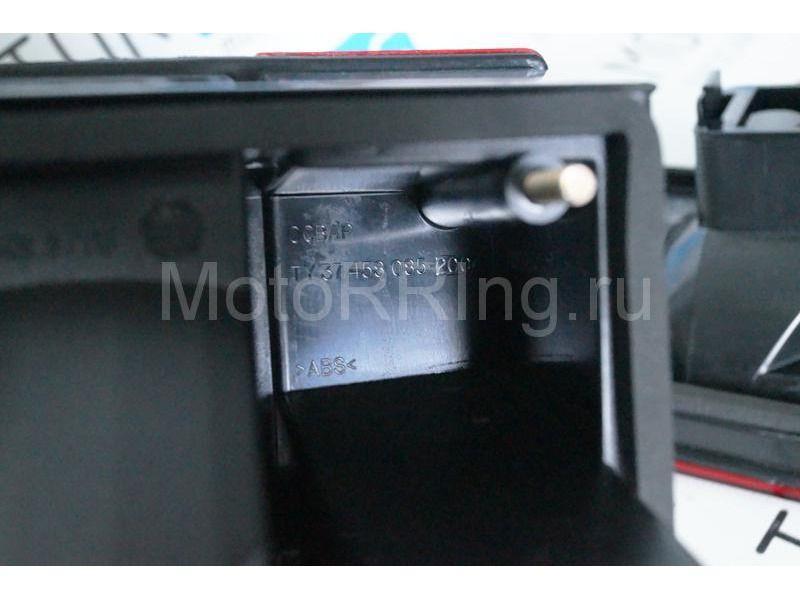 Оригинальные фонари ОСВАР «клюшка» с тонированной полосой для ВАЗ 2110_11