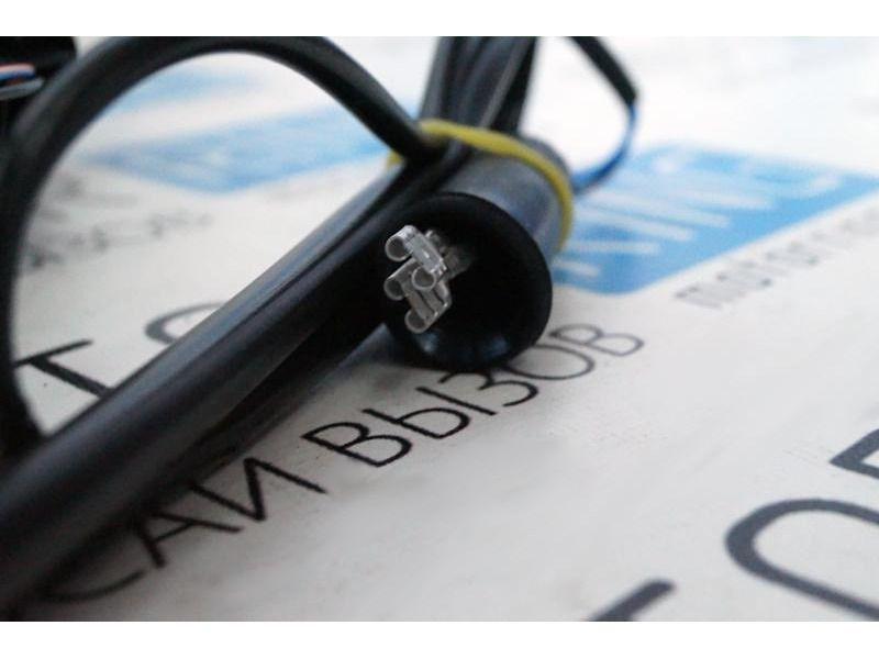 Светодиодные (LED) подфарники с ДХО и динамическим поворотником на Лада 4х4 Нива_6