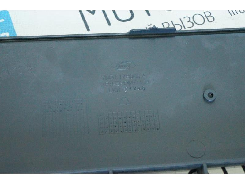 ХалявING! Решетка радиатора нижняя в бампер под номер, штатная для Ford С-Max 2007-2012г_2