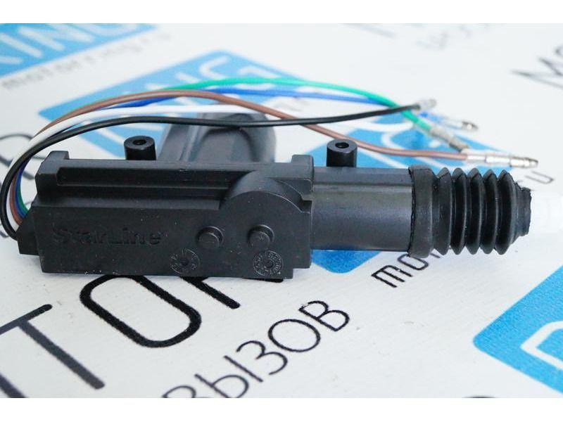 Привод двери электромеханический 5-проводной (центрзамок) на ВАЗ_3