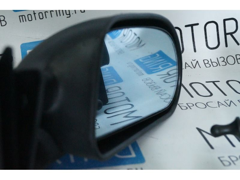 Комплект боковых зеркал W-4 04 неокрашенных с антибликовым покрытием на ВАЗ 2104, 2105, 2107_4