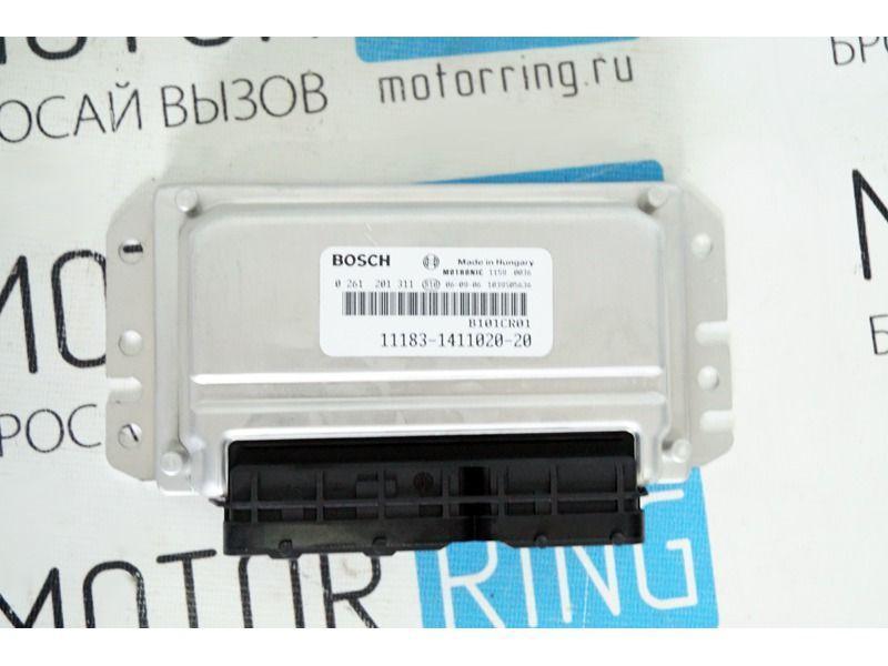 Контроллер ЭБУ BOSCH 11183-1411020-20 (VS 7.9.7)_3