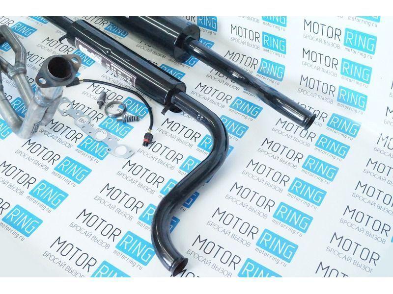 Выпускной комплект Стингер с глушителем на ВАЗ 2110-2112 16 кл 1.5 л_3