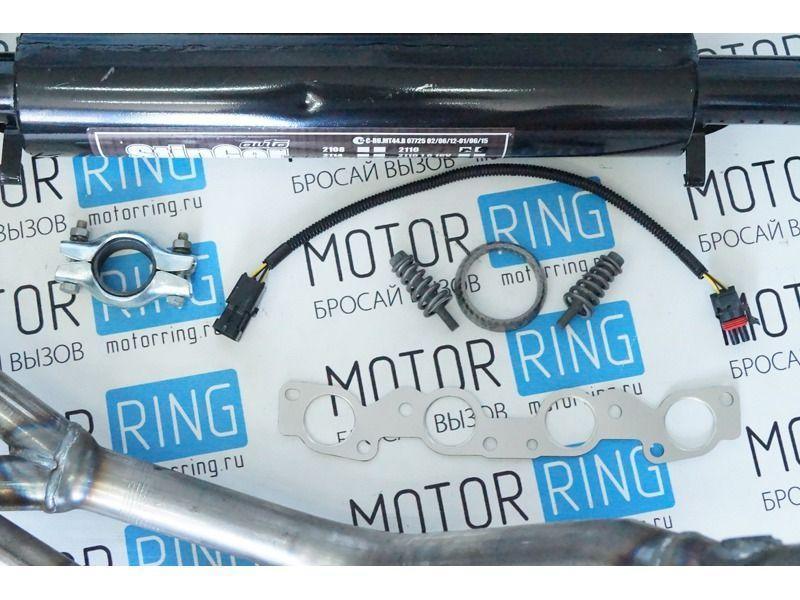 Выпускной комплект Стингер с глушителем на ВАЗ 2110-2112 16 кл 1.5 л_4