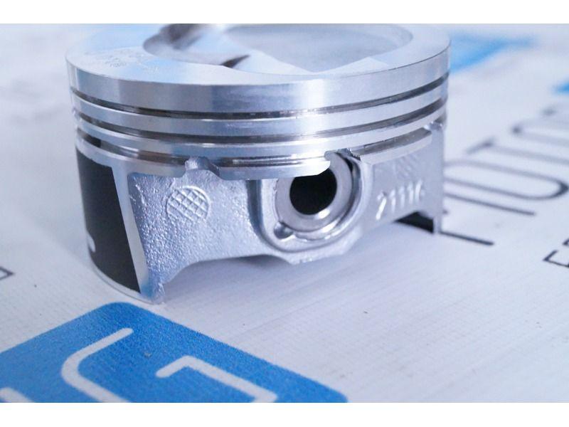 Поршни 82,0мм безвтыковые с пальцами СТК для двигателя 21116_5