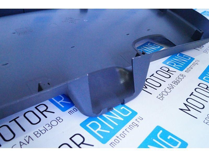 Пластиковая облицовка багажника Лада Приора универсал_3