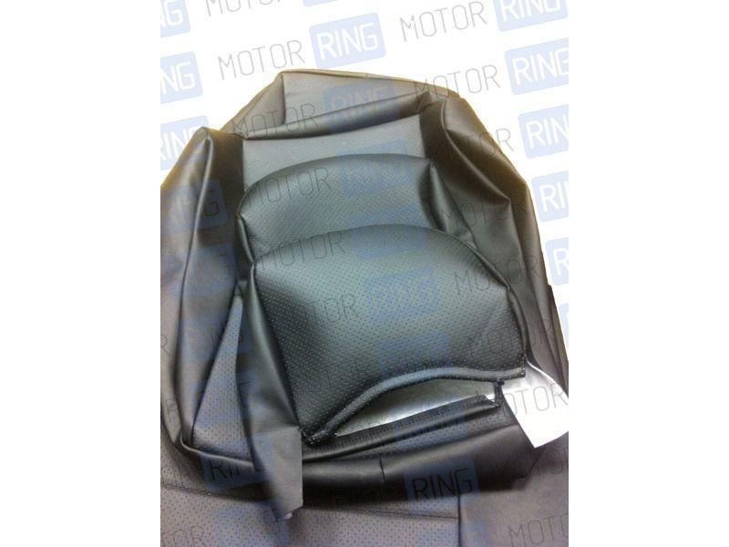 Обивка сидений (не чехлы) экокожа с перфорацией на ВАЗ 2108-21099, 2113-2115_6