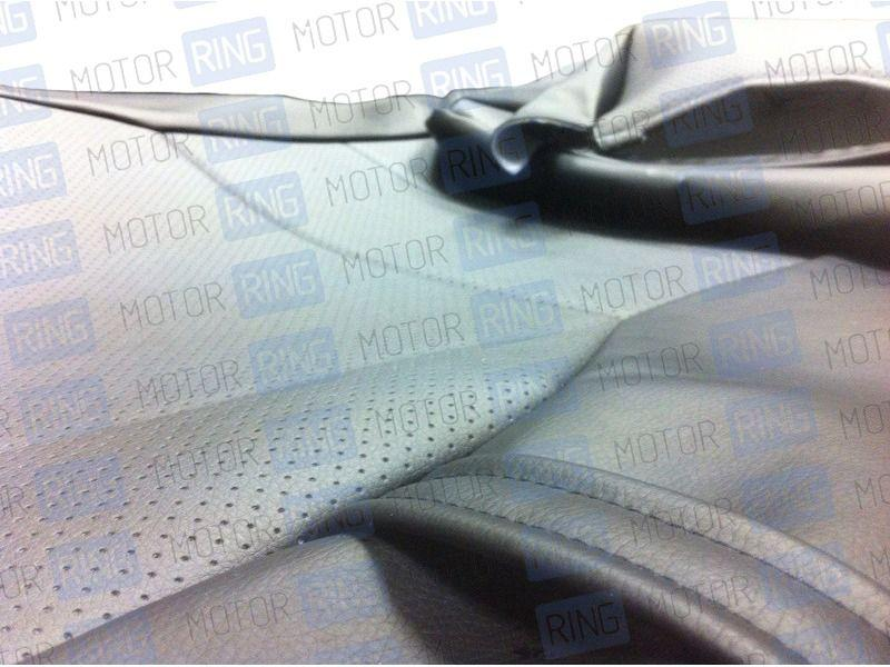 Обивка сидений (не чехлы) экокожа с перфорацией на ВАЗ 2108-21099, 2113-2115_5