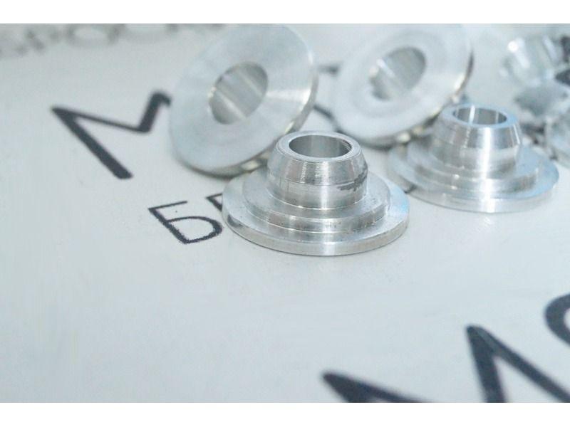 Облегченные тарелки клапанов алюминиевые на 8 кл ВАЗ 2108-2115, Лада Приора, Калина, Гранта_2