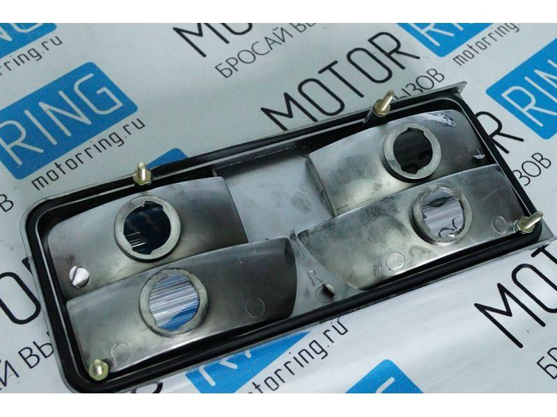 Задние фонари с черной полосой для ВАЗ 2106_4