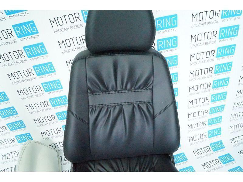 Комплект сидений VS Шарпей на Шевроле Нива_2