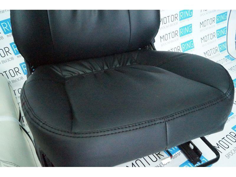 Комплект сидений VS Шарпей на Шевроле Нива_4