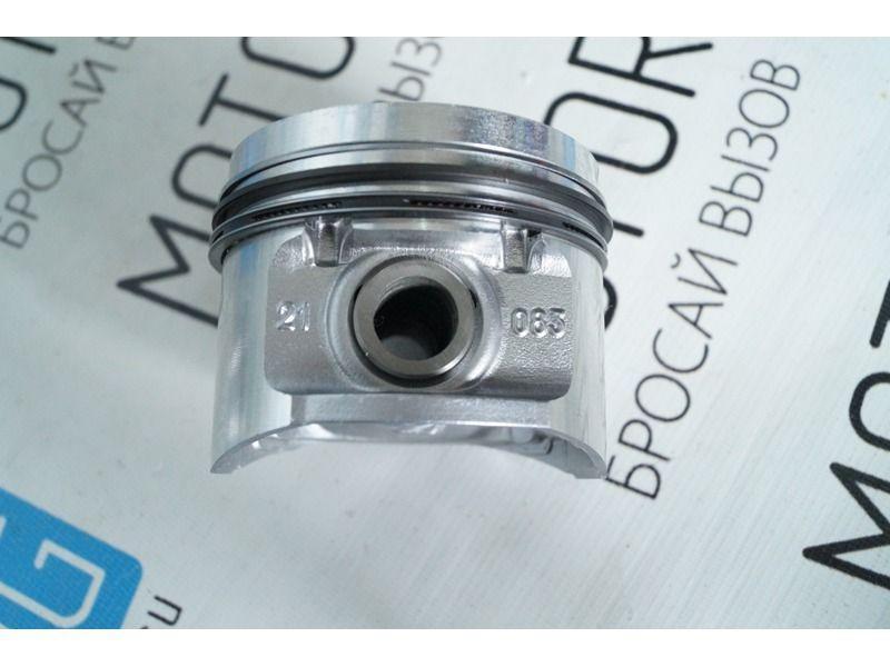 Поршни 82,4мм с пальцами и кольцами СТК для двигателя 21083_3