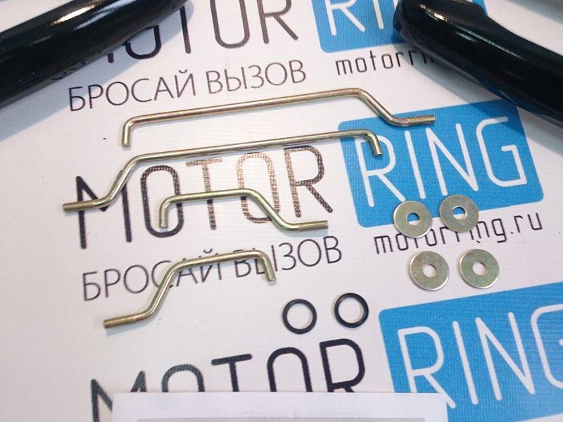 Наружные евро ручки дверей Рысь в цвет кузова на ВАЗ 2109, 21099, 2114, 2115_6