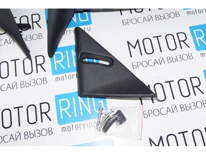 Штатные боковые зеркала «ДААЗ» с голубым антибликом для ВАЗ 2110-12_6
