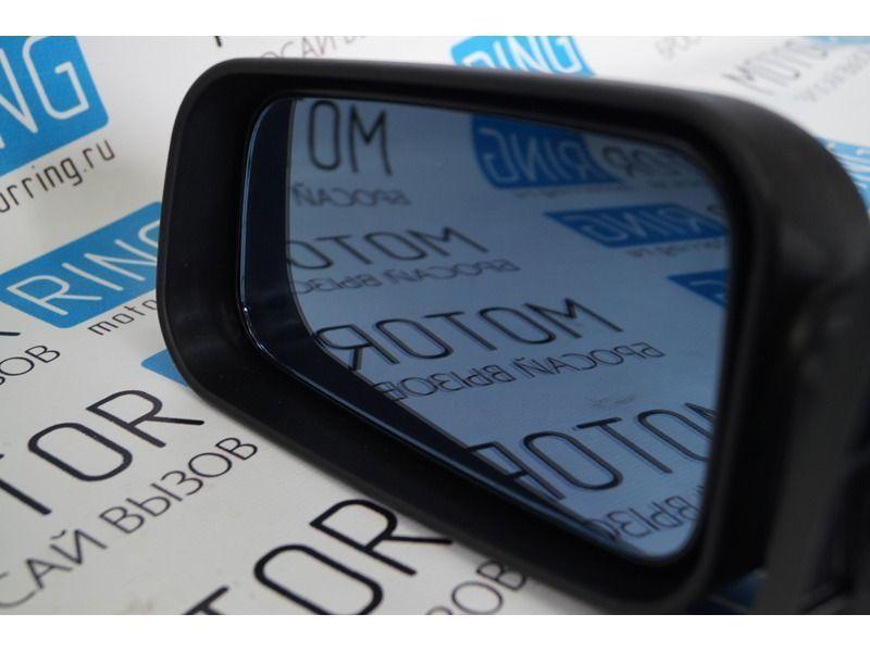 Штатные боковые зеркала «ДААЗ» с голубым антибликом для ВАЗ 2110-12_7