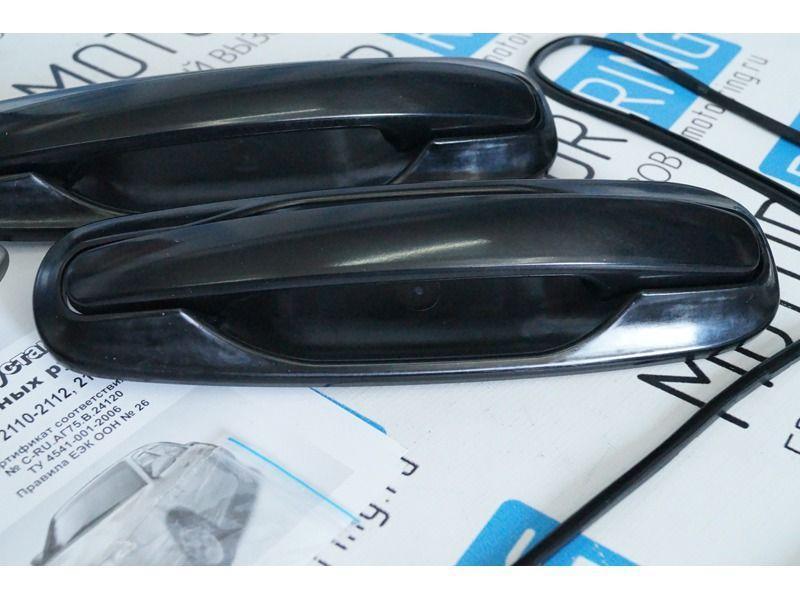 Наружные евро ручки Рысь неокрашенные на Лада Приора, ВАЗ 2110-2112_4