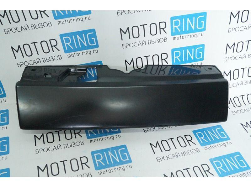 Декоративная закрытая решётка радиатора в цвет кузова для ВАЗ 2110-12_4
