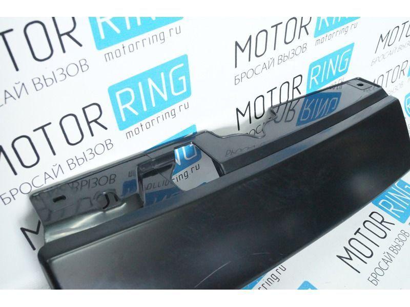 Декоративная закрытая решётка радиатора в цвет кузова для ВАЗ 2110-12_3