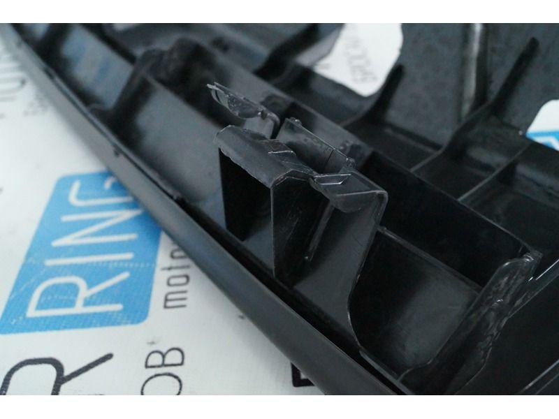 Декоративная закрытая решётка радиатора в цвет кузова для ВАЗ 2110-12_2