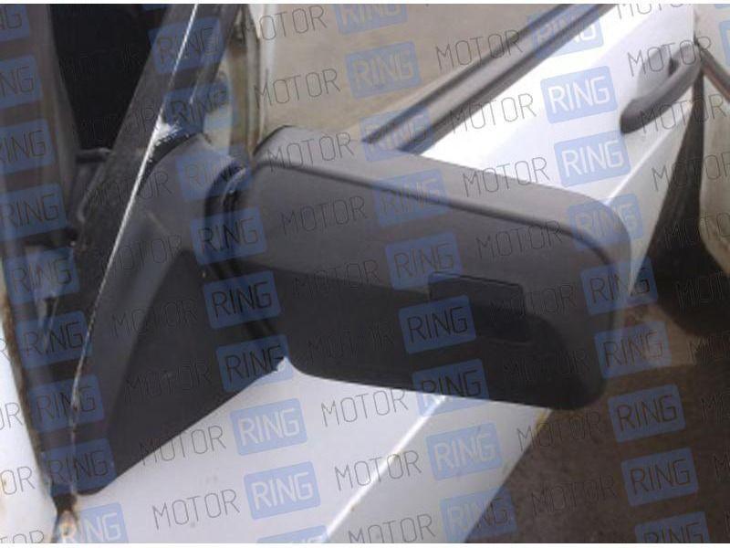 Штатное боковое зеркало старого образца на ВАЗ 2108-21099, 2113-2115_5