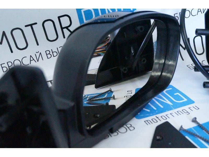 Зеркала Политех с электроприводом, обогревом, повторителями, антибликом на ВАЗ 2108, 2113, 2109, 2114, 21099, 2115_3
