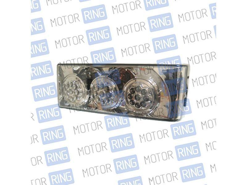 Задние фонари ProSport RS-03004 Terminator для ВАЗ 2108-14 диодные тонированные, хром_2