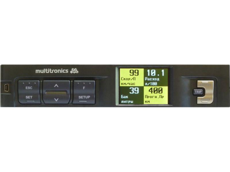 Бортовой компьютер Мультитроникс C350 на ВАЗ 2108-21099, 2113-2115_1
