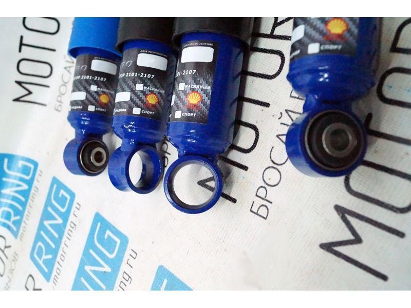Комплект масляных амортизаторов «GT Pro» -30мм для ВАЗ 2101-07_3
