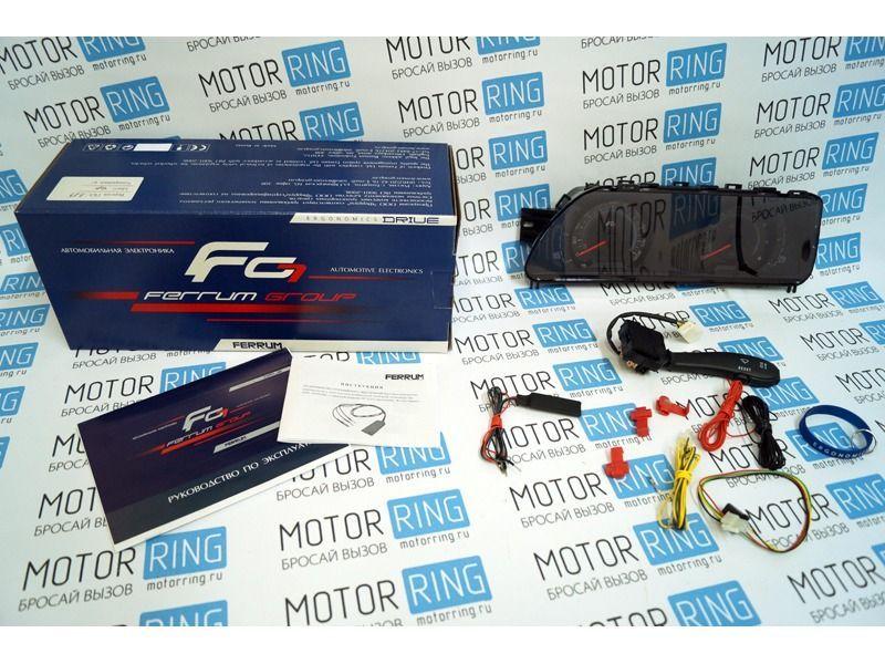 Электронная комбинация приборов Gamma GF 826 на ВАЗ 2113-2115, 2110-2112, 2108-21099_5