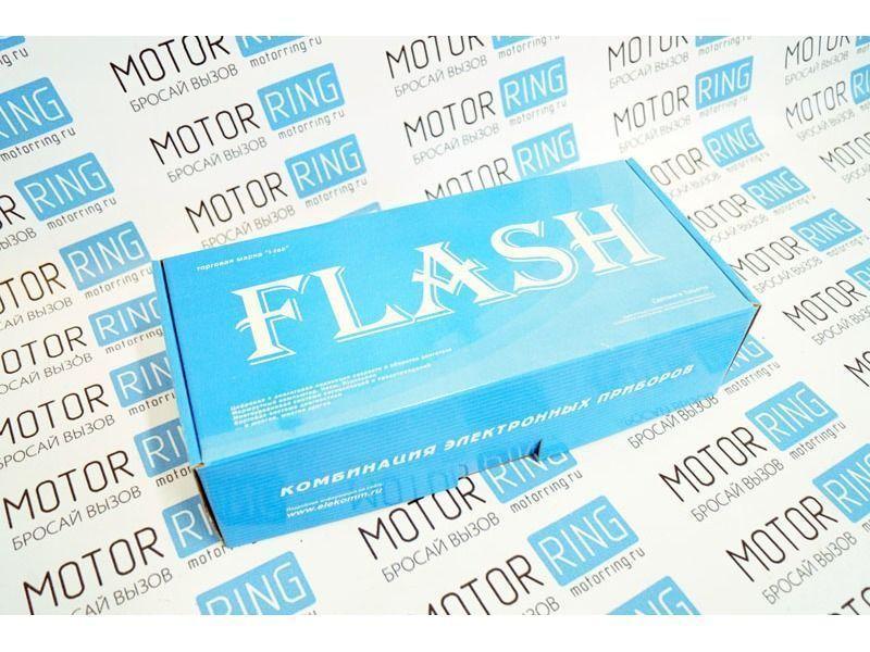 Электронная комбинация приборов Flash Х3 на ВАЗ 2108-2115, Лада 4х4, Шевроле Нива_15