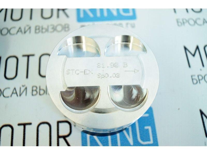 Поршни 82,0мм безвтыковые с пальцами СТК Экспорт для двигателя 21126_5