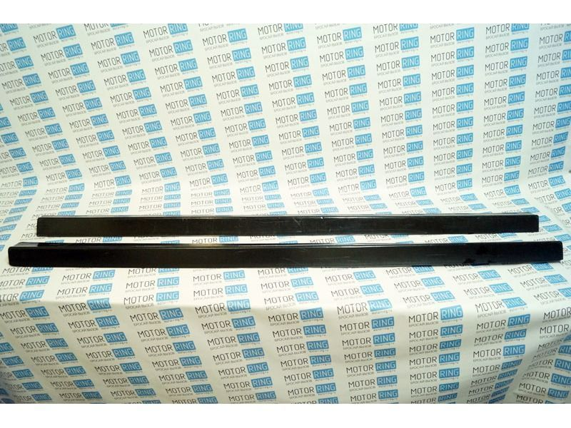 Пороги узкие ровные неокрашенные для ВАЗ 2110-12_2