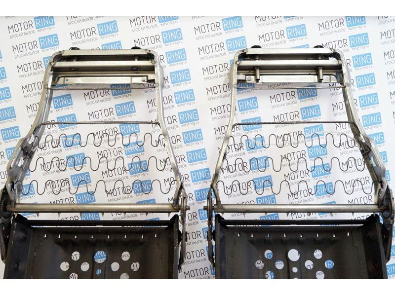 Комплект каркасов сидений без салазок на ВАЗ 2109, 21099, 2114, 2115_3