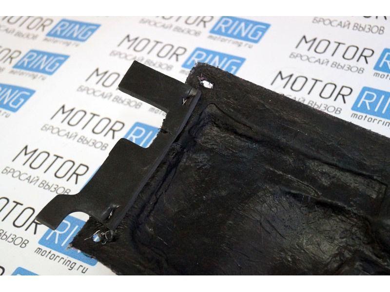 Шумоизоляция (обивка) моторного отсека на ВАЗ 2110, 2111, 2112_5