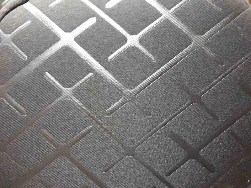 Обивка сидений (не чехлы) термотиснение Скиф на Лада Калина_3